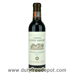Chateau Le Peuy Saincrit Bordeaux Superieur 2011 (750 ml)