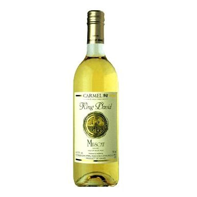 King David Muscat Wine (750 ml.)