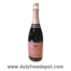 Yarden Rose Wine 750 ML