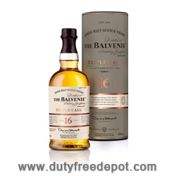 Balvenie Triple Cask 16 Year Old Single Malt Scotch Whisky 700 ml, Speyside, Scotland