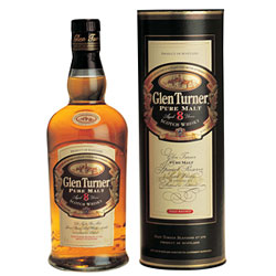 Glen Turner 8 Years Old Scotch Whisky (700 ml.)
