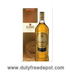 Grant's Distillery Edition  Whisky 46.3% Vol 1 Liter