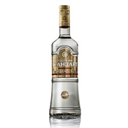 Russian Standard Vodka Gold (1L) With Gift Box