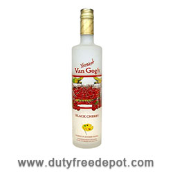 Van Gogh Dark Cherry Vodka 1 liter