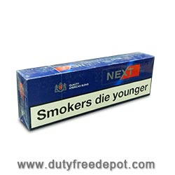 10 Cartons of Next Blue King Size Cigarettes