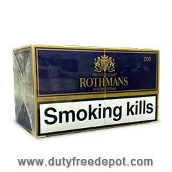 Parliament cigarette box design