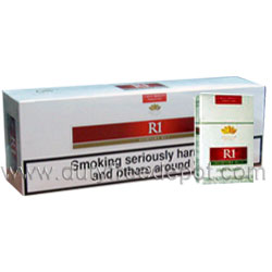 10 Cartons of R1 Red King Size Cigarettes