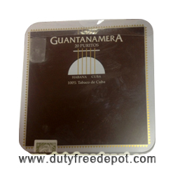 Guantanamera Puritos Metal Box Cigars (5 X 20 Cigars)