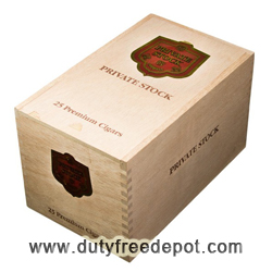 Private Stock No. 2 Cigars  (25 Cigars)