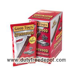 Good Times Stonewood Sweet Cigars (6 x 5 Cigars)