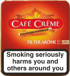Henri Winterman Café Crème Filter Arôme (5 packs of 20)