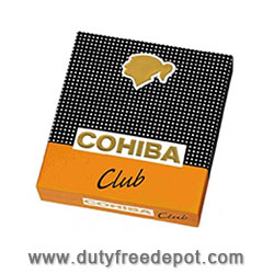 Cohiba Club Cigars Box (5 x 20 Cigars)