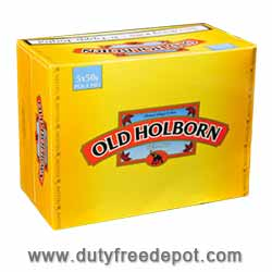 Old Holborn Yellow Rolling Tobacco (5 pouches of 50 gr. each)