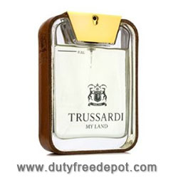 Trussardi My Land  Eau de Toilette for Men  (100 ml./3.4 oz.)