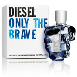 Diesel Only The Brave Eau De Toilette For Men (75 ml./2.5 oz.)