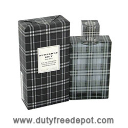 Burberry Brit Eau De Toilette for Men 100ml/3.3 oz