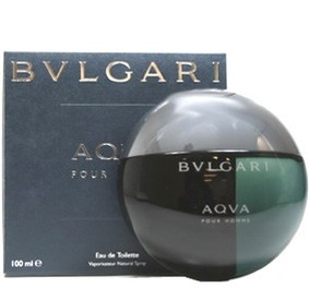 Bvlgari Aqua Men Eau De Toilette Spray (100 ml./3.4 oz.)