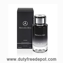 Mercedes - Benz Intense Eau De Toilette For Men (120 ml./4.1 oz.)