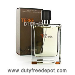 Hermes Terre D'Hermes Eau De Toilette For Men (125 ml./4.2 oz.)