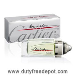 Cartier Roadster Sport Eau de Toilette for Men 100 Ml Spray