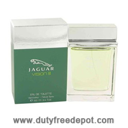 Jaguar Vision II Eau de Toilette for Men Natural Spray 100ml
