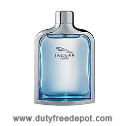 Jaguar New Classic Eau de Toilette for Men Natural Spray 100ml