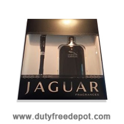 Jaguar Classic Black Pen Set (Eau de Toilette 100ml, Pen)