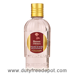 L'Occitane Four Reines Rose Shower Gel (250 ml./8.8 oz.)