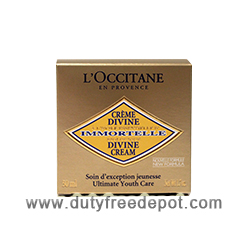 L'Occitane Immortelle Divine Cream Face Cream (50 ml./1.7 oz.)