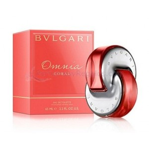 Bvlgari Omnia Coral EDT for Women (65 ml./2.2 oz.)