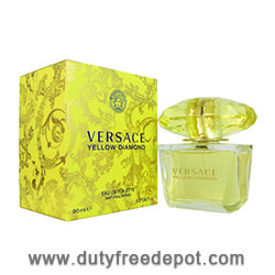 Versace Yellow Diamond Eau De Toilette For Women (90 ml./3 oz.)