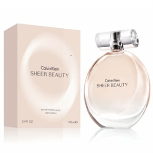 Calvin Klein Sheer Beauty EDT (100 ml./3.4 oz.)