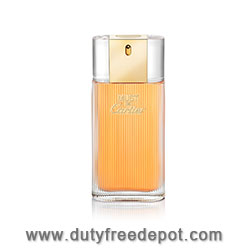 Cartier Must Eau De Toilette Spray For Women (100 ml)