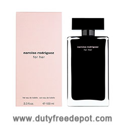 Narciso Rodriguez For Her Eau De Toilette For Women (100 ml./3.4 oz.)