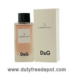 Dolce n' Gabbana L'Imperatrice Eau de Toilette  Spray for Women (100 ML)