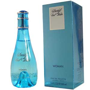 Davidoff  Cool Water For Women Eau De Toilette (100 ml./3.4 oz.)