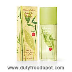 Elizabeth Arden Green Tea Bamboo Eau De Toilette Spray  (100 ml./3.4 oz.)
