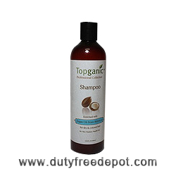 Topganic Argan Oil From Morocco Shampoo (400 gr./14 oz.)