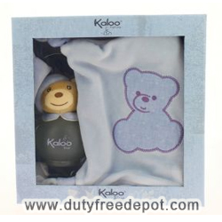 Kaloo Doudou Set Blue (100 ml./3.4 oz.)