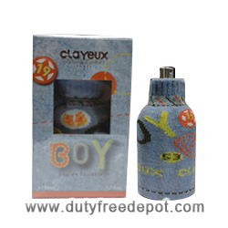 Clayeux Eay De Toilette For Boys (50 ml./1.7 oz.)