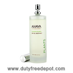 Ahava Plants Dry Oil Body Mist (100 ml./3.4 oz.)