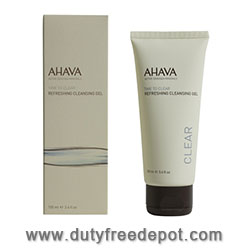 Ahava Time To Clear Refreshing Cleansing Gel (100 ml./3.4 oz.)