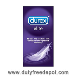 Durex Elite Condoms 12 Unit