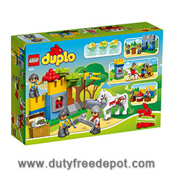 LEGO DUPLO Town  Treasure Attack V29
