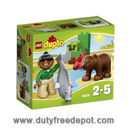 LEGO DUPLO Zoo Care V29