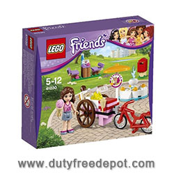 LEGO Olivia's Ice Cream Bike