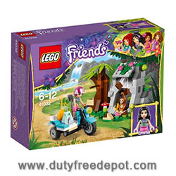 LEGO Friends First Aid Jungle Bike V2
