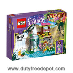 LEGO Friends Jungle Falls Rescue  V29