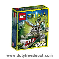 LEGO Chima Crocodile Legend Beast 70126