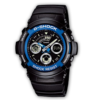 Casio Watch (model: G-Shock AW-591-2AER)